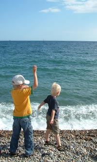 self catering cottages for beach holidays Devon