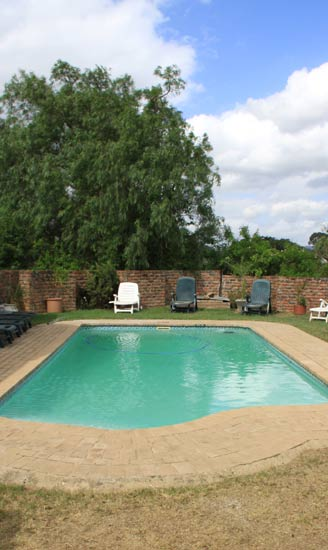 cottages for 12 with a swimming pool